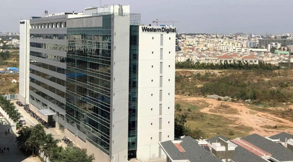 Western Digital, Western Digital Bangalore