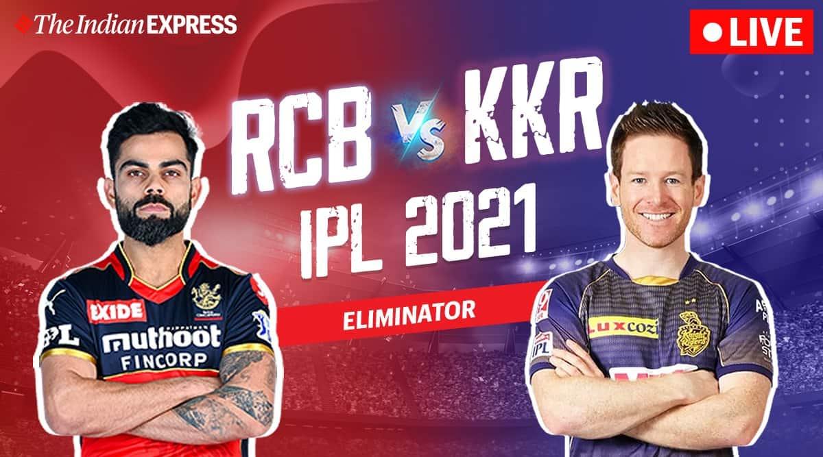 RCB vs KKR Eliminator, IPL 2021 Live Score: Kohli wins toss, RCB opt to bat first