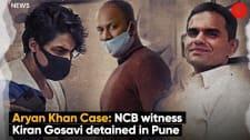 Pune Police 'Nab' NCB's Absconding Witness Kiran Gosavi in Aryan Khan Case