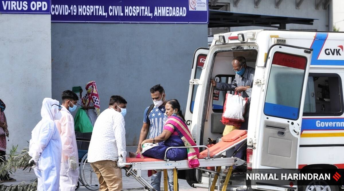 indianexpress.com - Sohini Ghosh - Guillain-Barre Syndrome cases spike in Ahmedabad civil hospital