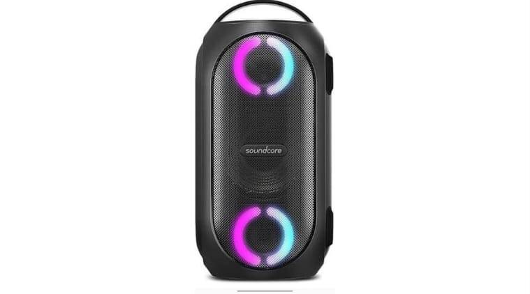 Best party speakers, party speakers under 10000, Anker Soundcore Rave Mini, Boat Stone 1500, Zoook Rocker Torpedo, LG XBOOM GO PL5, Bluetooth speakers under 10000