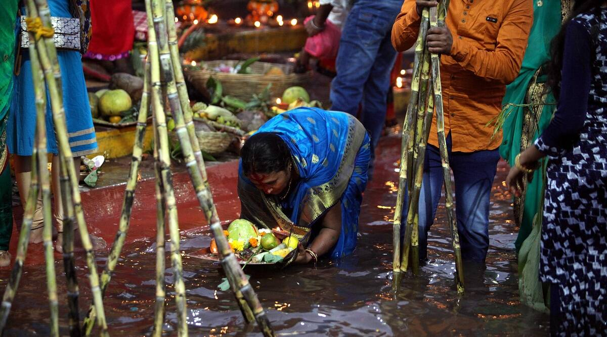 Politics over Chhath puja intensifies in Delhi: Tiwari to hold rath yatras in Purvanchal-dominated areas for feedback on holding festival
