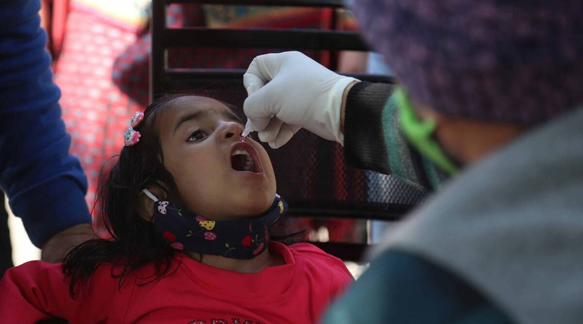 Eradicating polio in the times of Covid