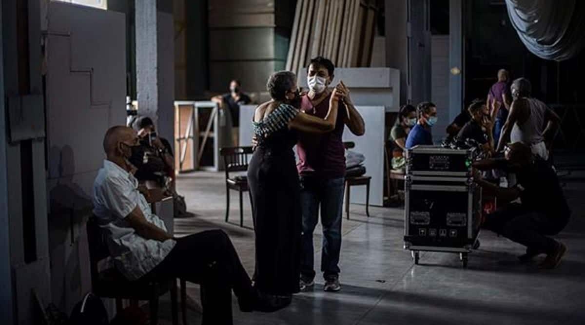 musical genre danzón, what is danzón, national dance of Cuba, music of Cuba, dance of Cuba, indian express news