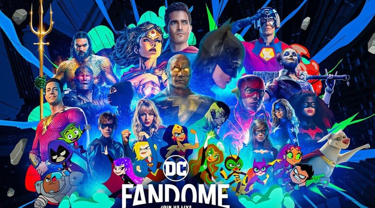 DC FanDome, DC FanDome 2021