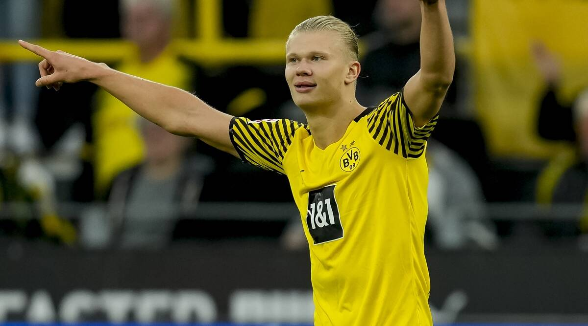 Image Dortmund sweat over Erling Haaland fitness in Bundesliga break
