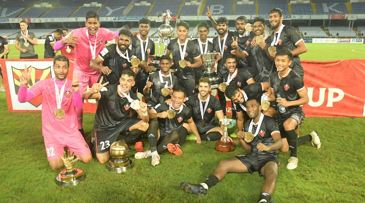 FC Goa lay down marker with maiden Durand Cup win