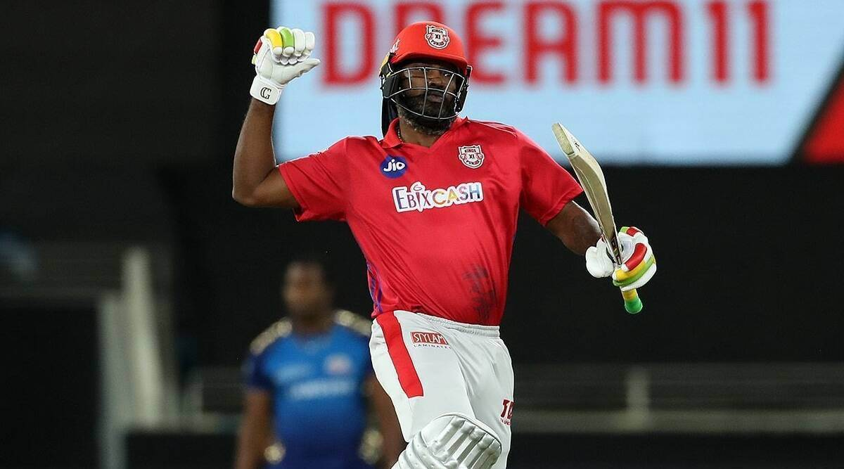 5 biggest records held by Chris gayle