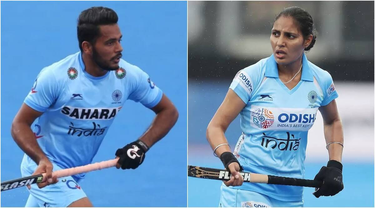 Indians sweep FIH's hockey awards; Olympic champions left empty-handed