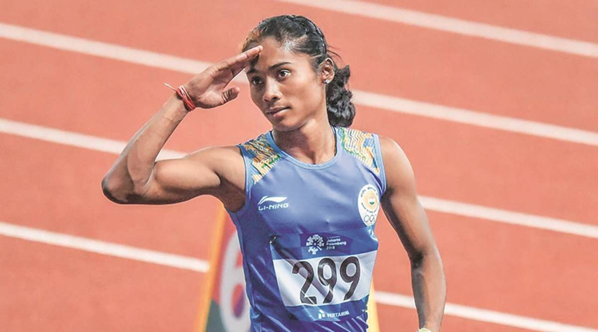 Hima Das tests positive for COVID on return to camp at Patiala