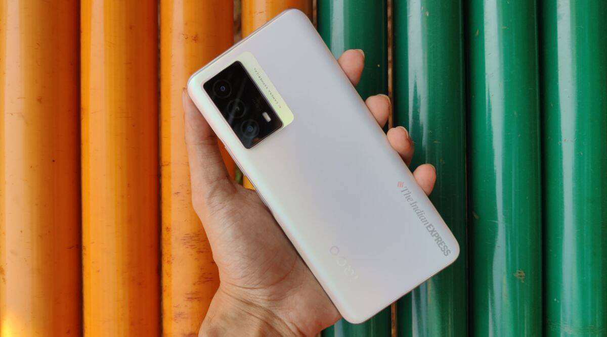 iQOO Z5 review: Major improvement over the iQOO Z3 - The Indian Express