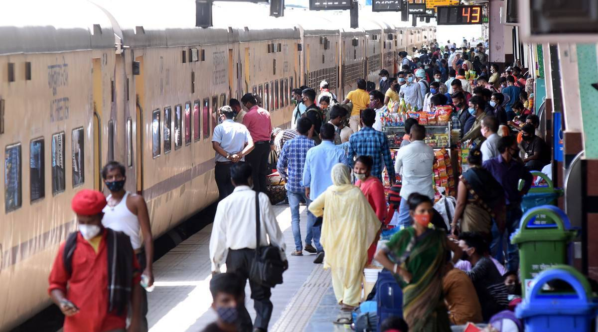Railways gives jobs to 2,800 family members of employees who died of coronavirus