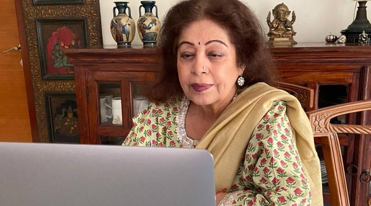 Kirron Kher on cancer diagnosis: 'It's something I had to accept' | Entertainment News,The Indian Express