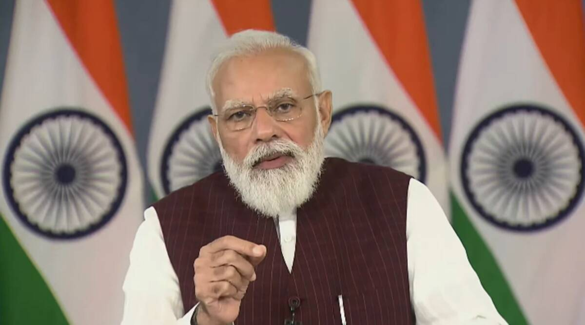Some see human rights violations in certain incidents, not in others: PM  Modi   India News,The Indian Express