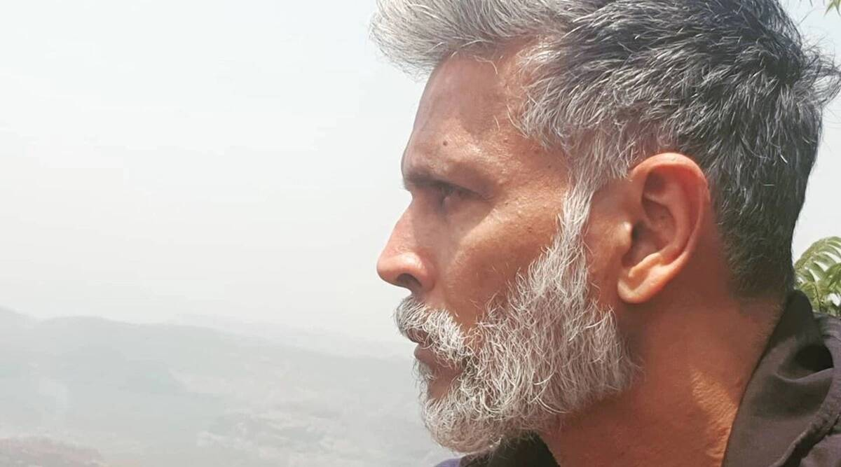 milind soman, milind soman fitness, mudgal practice, indianexpress, indianexpress.com, core strength, how to do mudgal practice,
