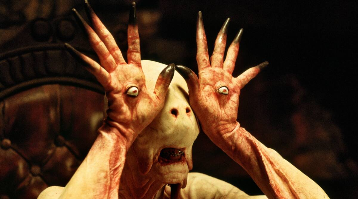 Guillermo del Toro, pans Labyrinth