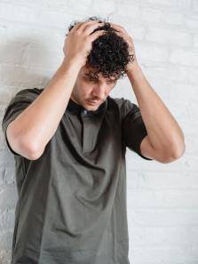 Male pattern baldness: Expert shares common causes