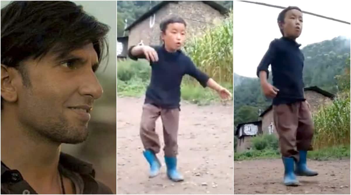 arunachal pradesh kid apna time aayega ranveer singh