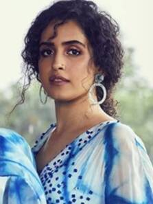 In pictures: Sanya Malhotra's ethnic fashion game