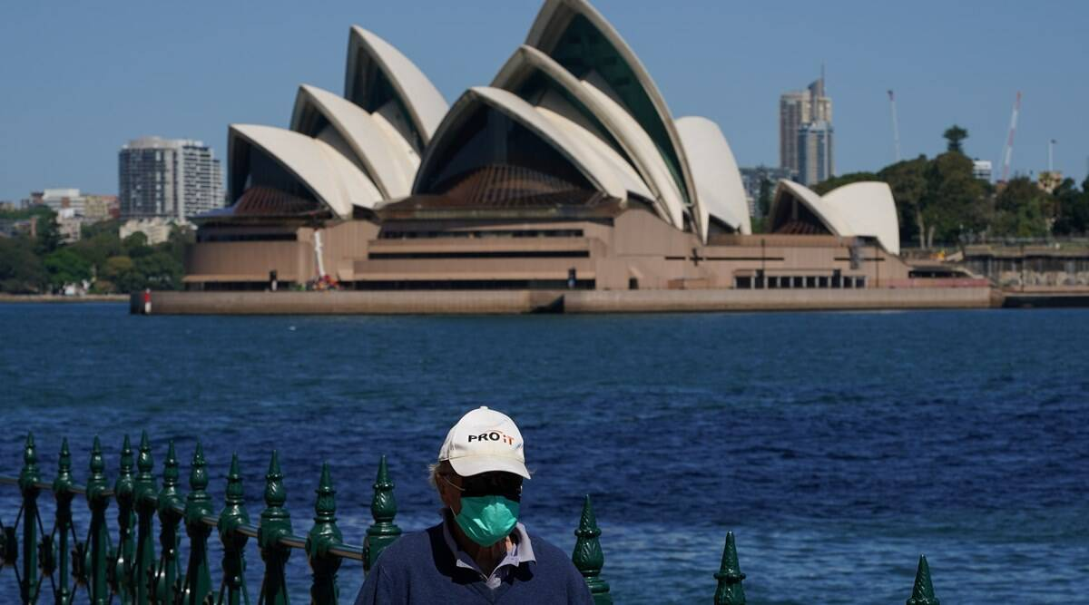 Freedom Day': Sydney reopens as Australia looks to live with COVID-19   World News,The Indian Express
