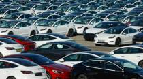 Demand high, supply low: Hit by chip shortage, automakers slow on deliveries