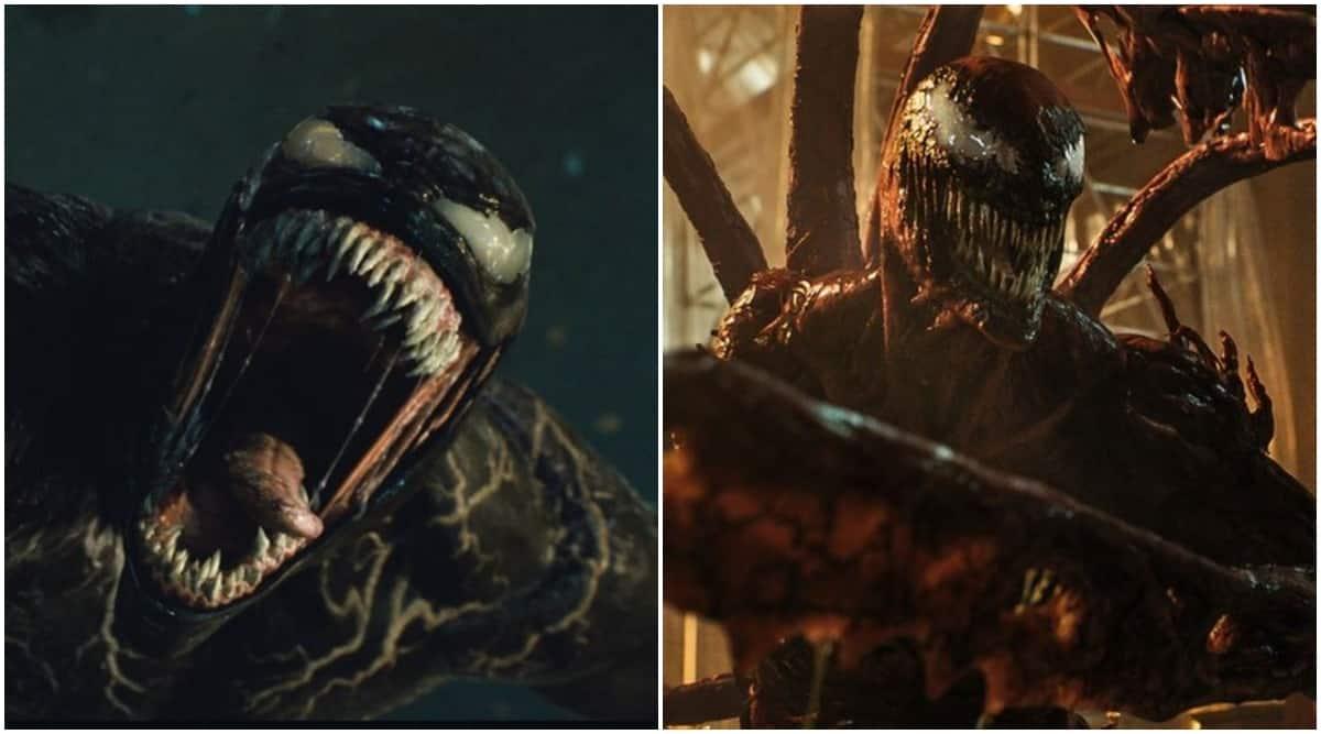 Venom Let There Be Carnage, venom 2
