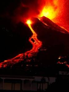 Four weeks later, La Palma's volcano eruption shows no signs of slowing