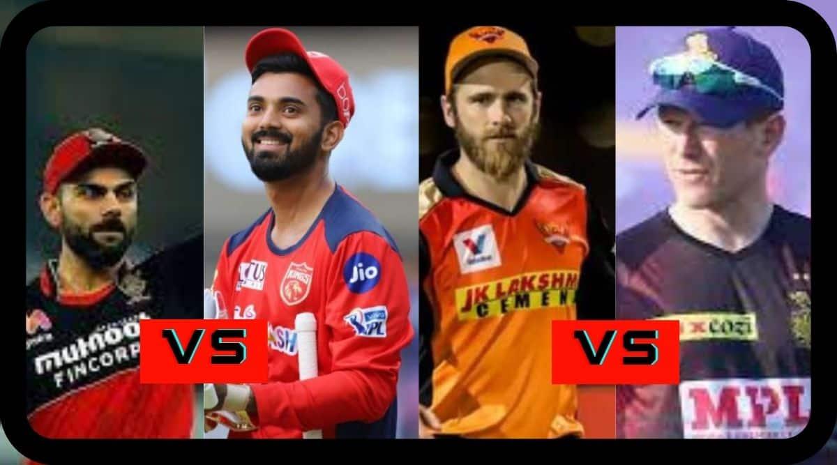 IPL 2021 preview, RCB vs PBKS, SRH vs KKR